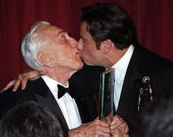 man on man kissing