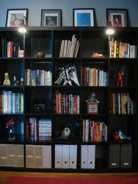 book shelf room divider