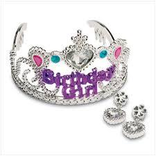birthday girl crown