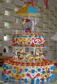 circus themed birthday parties