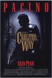 carlitos way poster