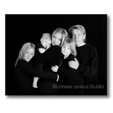 portraits of family