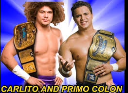 wwe carlito and primo