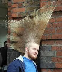 fun hair style