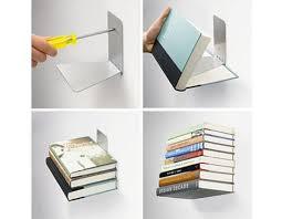 concealed book shelf