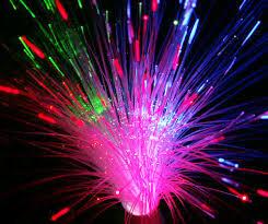 fibre optics lamps
