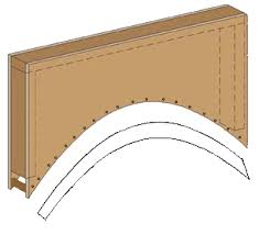 drywall archways