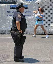 fat cop pictures