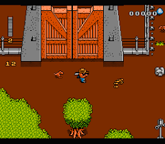 jurassic park computer game