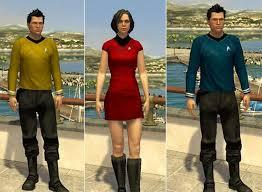 new star trek uniform