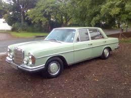 mercedes 280 1972