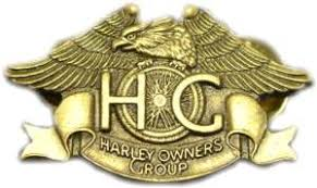 harley badges