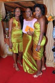 modern african dress
