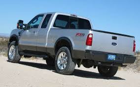 ford f 250 fx4