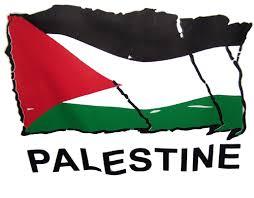 الله أكبر ... راهم جاو الطاليبان ... وين هوما الماريكان Palestine-flag-tshirt