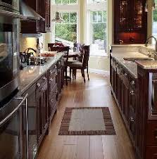 bamboo floor kitchen