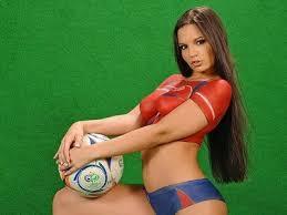 girls of world soccer