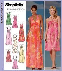 patterns dresses
