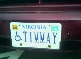 license plate photo