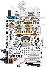 monkeys icons