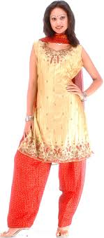 bridal punjabi suits