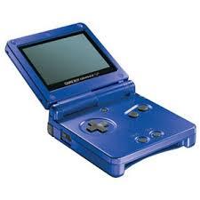 blue game boy