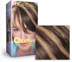 hair chunking photos