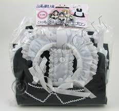 pvc maid uniform