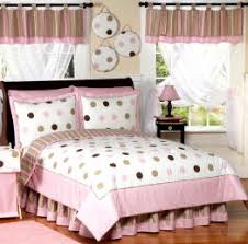 polka dot bed sets