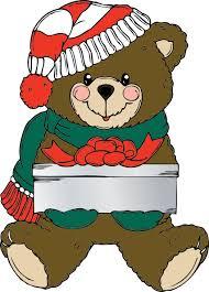 bear xmas