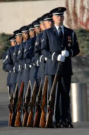 airforce honor guard