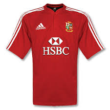 lions rugby top