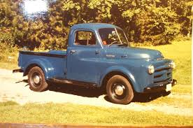 1952 dodge pick up
