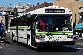 green bus service