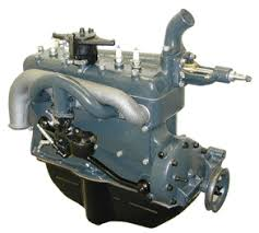 antique engine parts