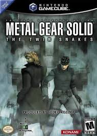 game cube metal gear solid