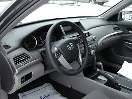 honda accord 2008 interior
