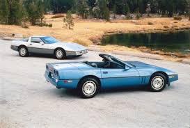 1986 corvette