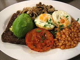 breakfast vegetarian