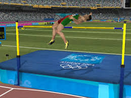 athens 2004 video game
