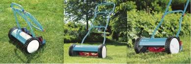 hand lawnmower