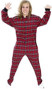 big feet pajama