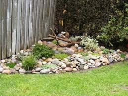 backyard rock gardens