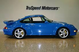 porsche 911 turbo 1997