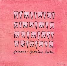 teeth drawings