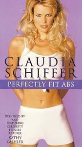 claudia schiffer perfectly fit