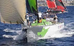 green dragon boat