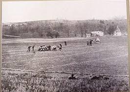 old football photos