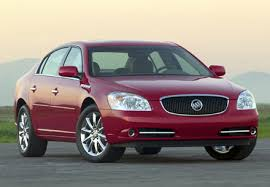 buick lucerne picture