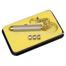 laser keyring